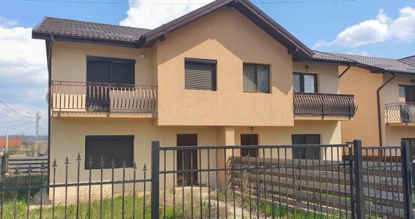 Casa tip duplex, 3 dormitoare, Str. Principala-Horpaz,