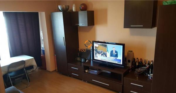 Apartament 1 camera 28mp Lipovei et3/4 amenajat