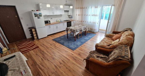 Se inchiriaza apartament cu 2 camere, zona Eroilor