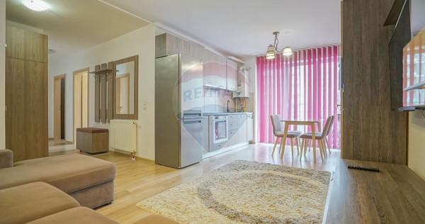 Apartament decomandat de 3 camere complet mobilat in zona...