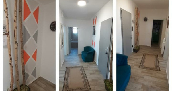 Cazare regim hotelier apartament cu 2 camere anantgarden