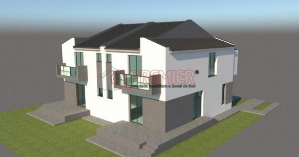 Vila tip duplex, finalizata, comuna Berceni!