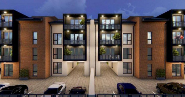 Apartamente 2 camere si loc de parcare in Buziasului CP13...