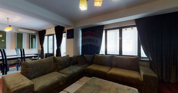 Penthouse/Duplex 4 camere Floreasca INCHIRIERE