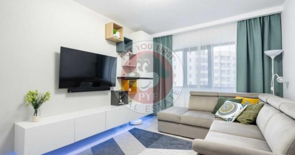 Regie Residence Apartament 2 Camere Mobilat,Boxa LocP,143.00
