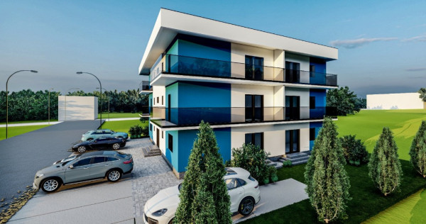 Dezvoltator Mamaia Sat Apartament 2 camere la ''cheie''