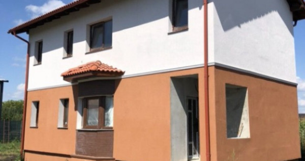 Casa individuala Stupini - 100 mp utili