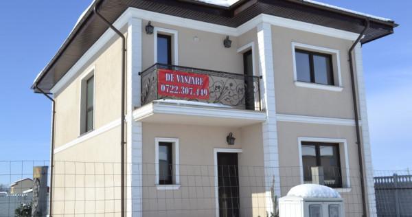 Casa/Vila Premium 5 camere Domnesti - Bucuresti, P+1+pod