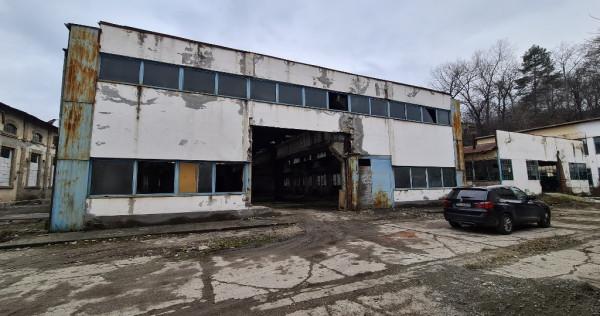 Hala industriala in Poiana Campina,1003 mp,an 1981,acces tir