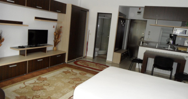 Apartament 1 camera Central Mangalia, Constanta