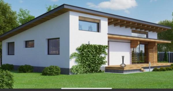 Vila moderna Catamarasti Deal Botosani - capatul liniei 1