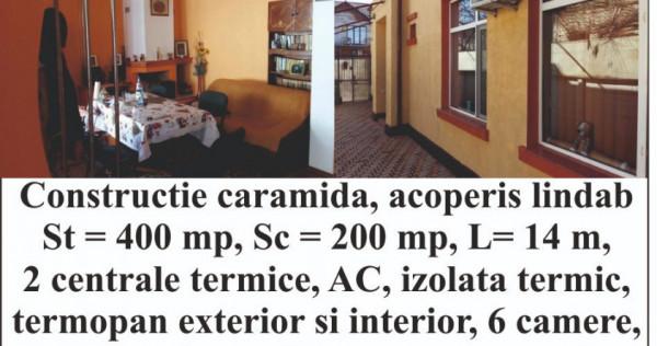 Casa 6 camere, FOARTE SPATIOASA ~ ID:3177