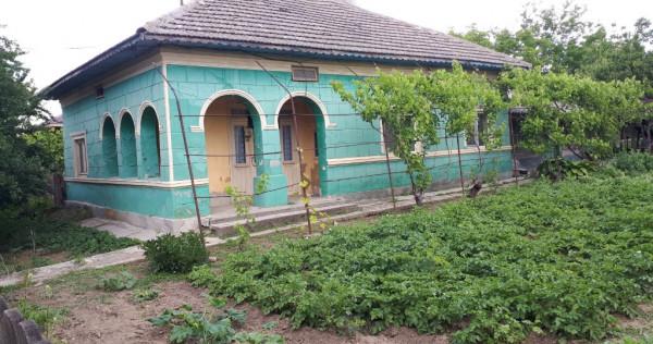 Teren agricol si casa Luica, Calarasi, 50km de Bucuresti