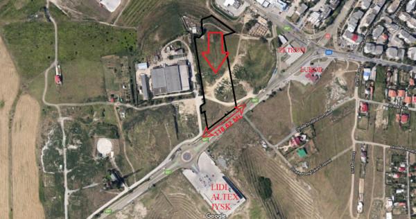 ID 7290 Oportunitate investitii - Teren Zona Peco