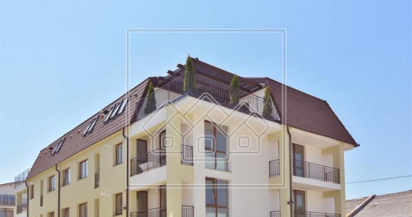 Penthouse intabulat, 4 camere, 2 bai, decomandat, terasa 32