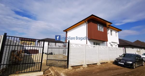 Casa singulara 4 camere, 330 mp curte libera, Bragadiru