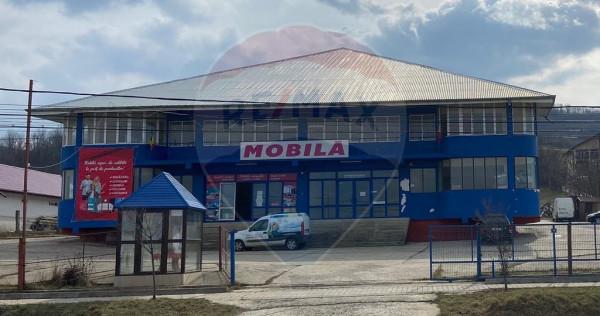 Spațiu Comercial Tomesti 3€/mp+TVA Comision 0%