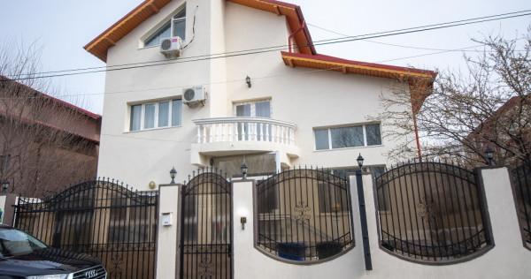 Vila P+1+M cu 11 dormitoare / Boutique Hotel - Fundeni