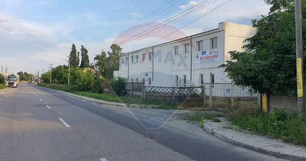 Vanzare - Hala 1000 mp cu 5327 mp teren, strada Abatorului
