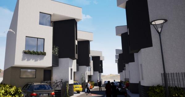 Vila P+2E - Complex rezidential - Direct dezvoltator - comis