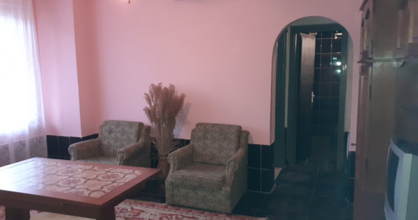Apartament cu 2 camere Central Teatru Hunedoara de inchiriat