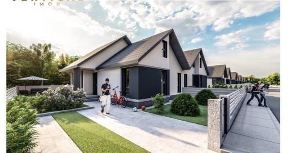 Casa 200 m de bulevard -comuna Berceni-250mp curte-3 camere
