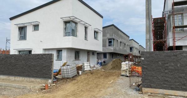 Vila individuala, popesti leordeni, constructie noua 2021