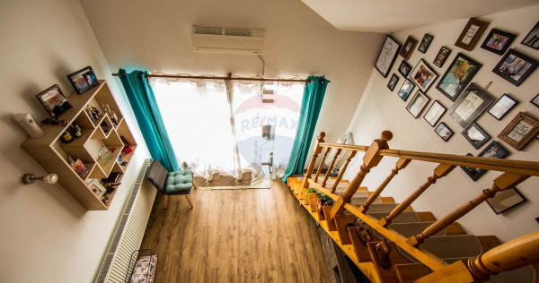 Apartament însorit cu 3 camere Sânpetru