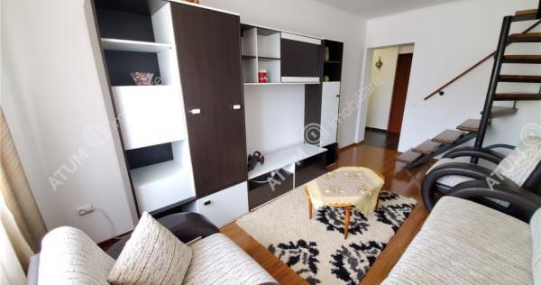 Apartament cu 3 camere si 2 bai in Valea Aurie din Sibiu