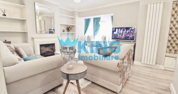 Floreasca | Apartament Lux 3 Camere | Centrala Proprie | Cur