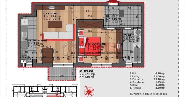 Apartament 2 camere decomandat Soseaua Oltenitei