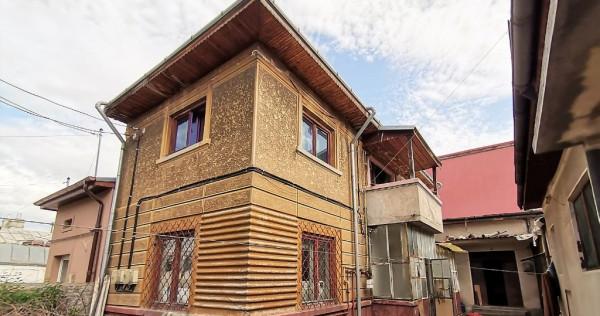 Casa zona Antiaeriana/Margeanului, teren 281 mp, comision 0%