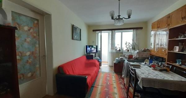 Apartament 3 camere, 65,60 mp, balcon inchis zona Pritax Man