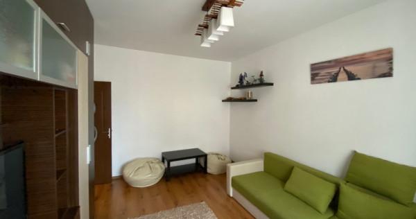 Apartament 2 cam, mobilat complet, 57mp, zona rahova