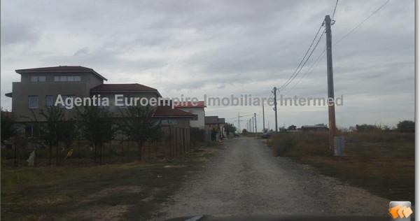 Terenuri in Cumpana zona Movila 1250mp