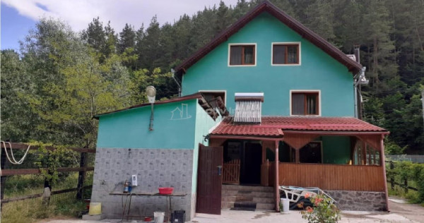 Casa de Vacanta P E M - 6 Camere - Valea Bozomului -Apata Br