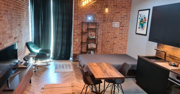 Ofer spre inchiriere studio in complex Loft Green Apartments