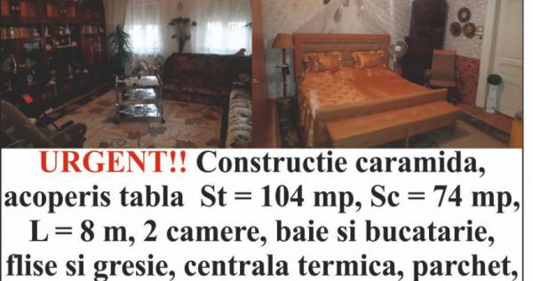~ Casa 2 camere, zona Centrala, ID:4430~