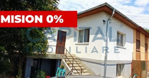 Comision 0 ! Casa cu 4 camere de in Dambul Rotund