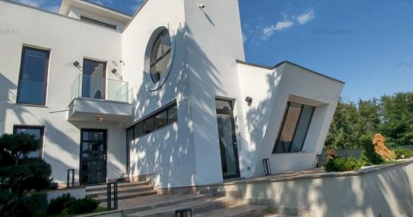 Vila eleganta | Smart Home | 3 camere | Buftea - LAC
