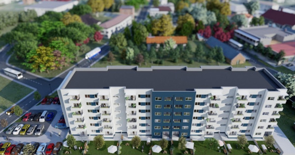Maia Slatina 2 | Apartament in bloc nou Tip 9C