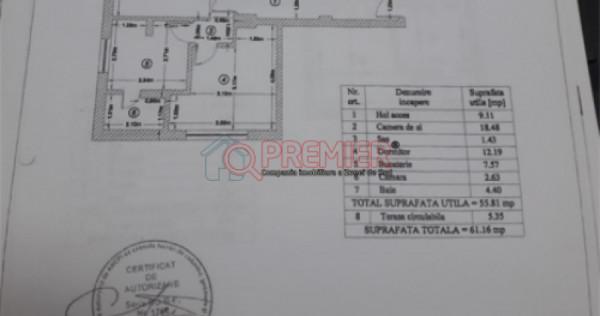 Apartament GATA la cheie- 2 camere-Metalurgiei