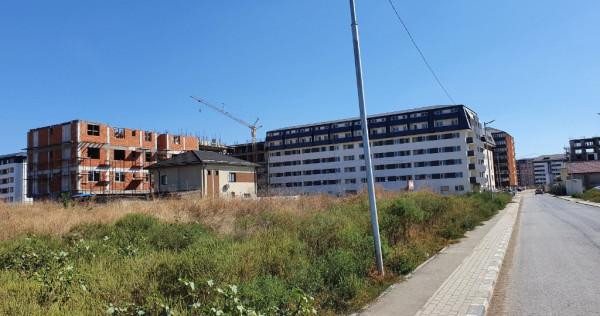 Militari Residence - Ilie Petre, teren 1050mp.