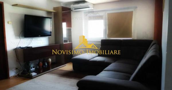 NOVISIMO-IMOBILIARE: APARTAMENT CU DOUA CAM. , DOUA BALCOANE