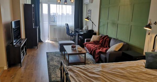 V22 Virtutii Park Residence, Garsoniera de Lux, 7/11, 450€