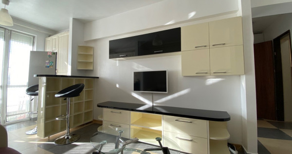 PF: Inchiriez apartament 2 camere, Podu Ros, Lux