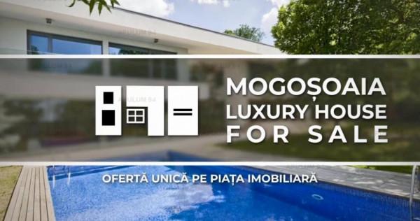Vila Ultramoderna cu 8 Camere Piscina si 2000 Mp Teren in Mo