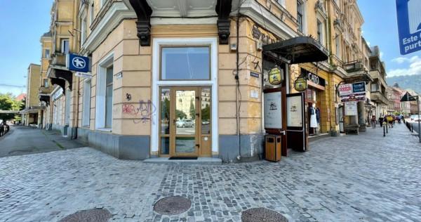 Spatiu Comercial cu vitrina Centrul Istoric Muresenilor