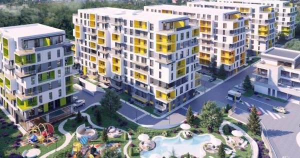 Apartament 2 camere decomandat. Situat in zona rezidentiala