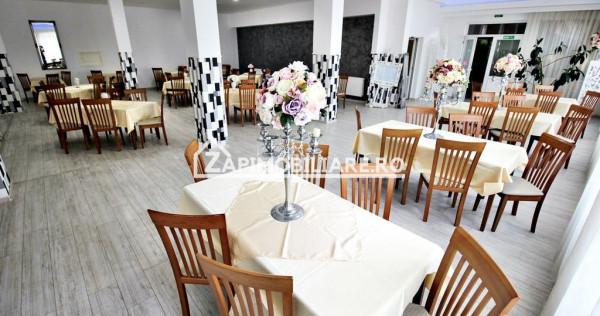 Afacere la cheie Hotel - Restaurant - Bar , teren 4.600 mp